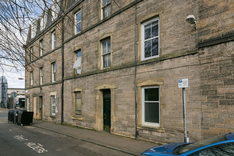 1 Bedroom Flat for sale in 5/4 Leamington Road, Bruntsfield, Edinburgh, EH3 9PD